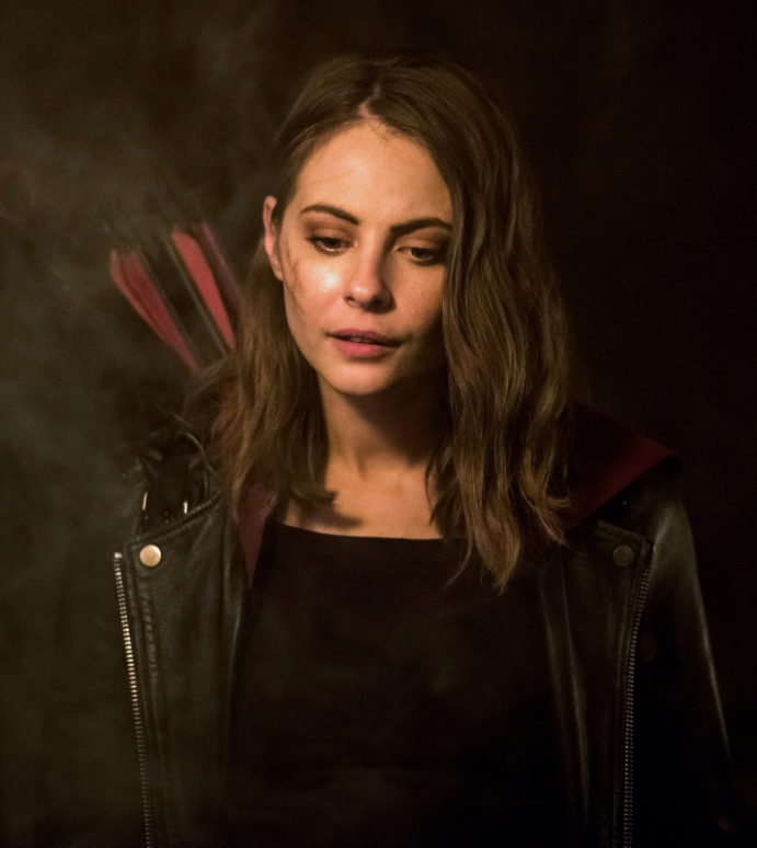 Arrow: Beth Schwartz on Thea, Harbinger, Baby Sara and Other Season 8 Teases