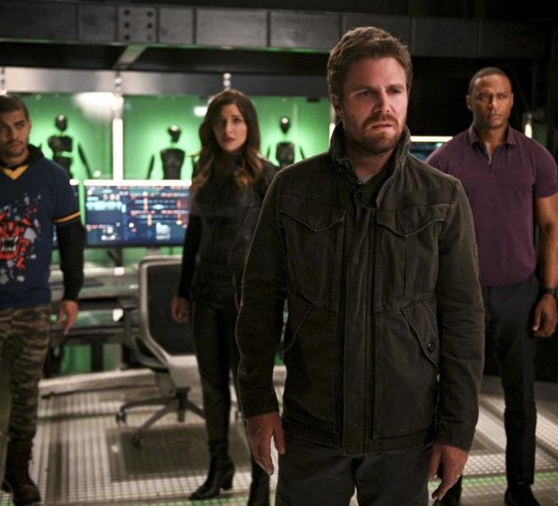 """Arrow #8.4 Photos: """"Present Tense"""""""