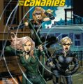 "Marc Guggenheim Shares ""Green Arrow and the Canaries"" Art"