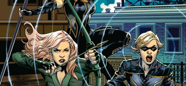 Arrow's Penultimate Episode Won't Have A Springsteen Title