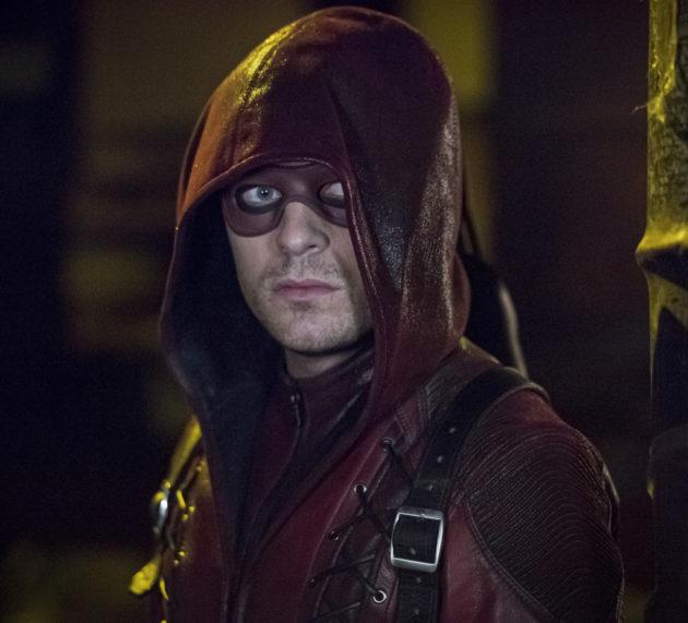 "Arrow Photos: Colton Haynes Returns In ""Prochnost"""