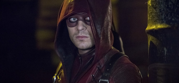 "Arrow Photos: Colton Haynes Returns In ""Prochnost"""