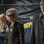 "Arrow ""Reset"" Photos: Paul Blackthorne Returns"