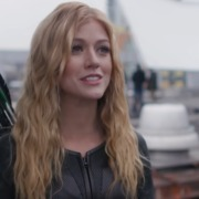 Arrow Video: Mia Smoak Suits Up