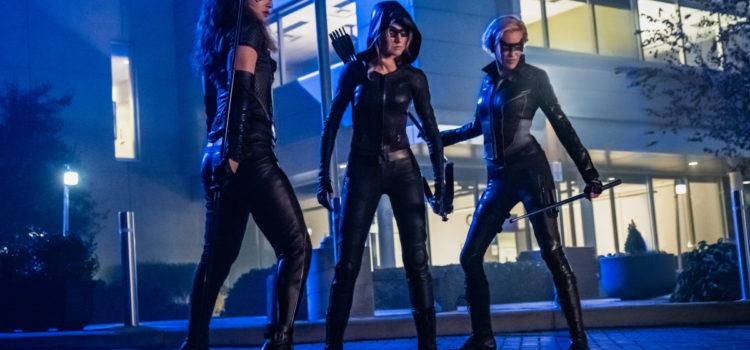 """Green Arrow & The Canaries"" Spinoff Pilot Preview Images Arrive"