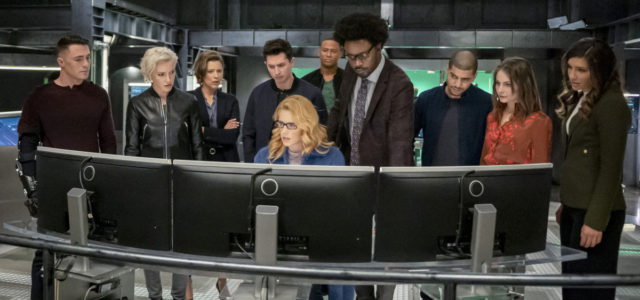 Who Were The Guest Stars In The Arrow Series Finale?