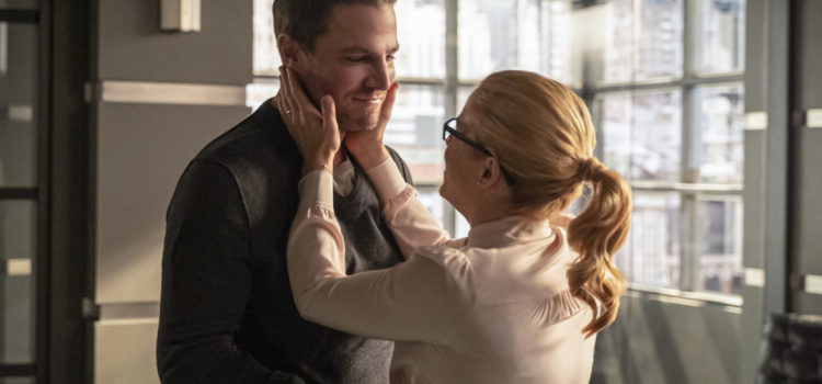 Additional Stills From The Arrow Series Finale
