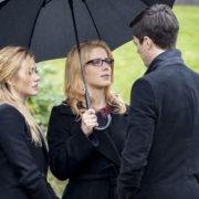 Arrow Finale: Beth Schwartz Teases Felicity & Adult Mia