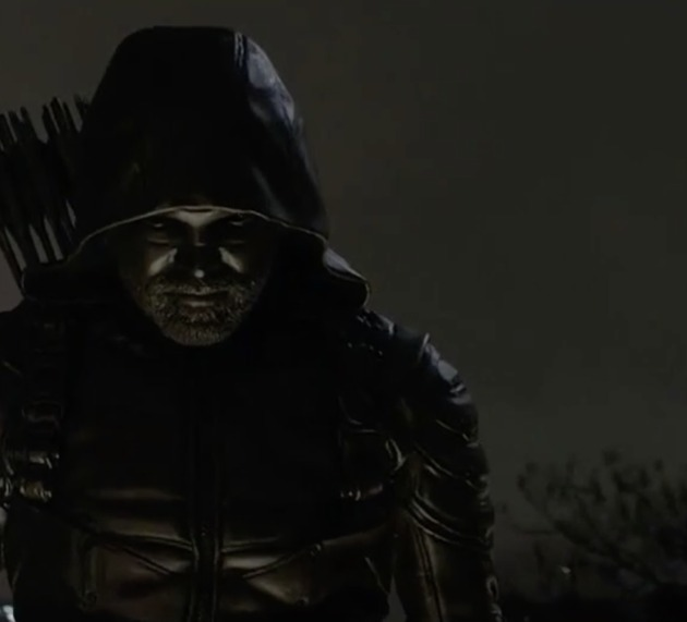 "Arrow Final Episode Trailer: ""Fadeout"""