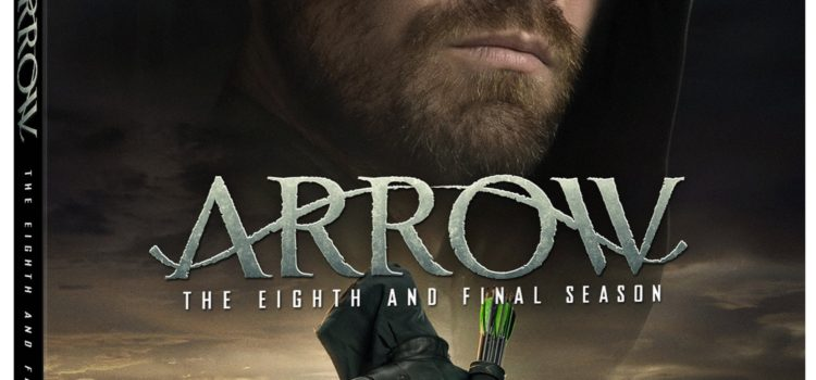 Arrow Season 8 Blu-ray & DVD Coming April 28