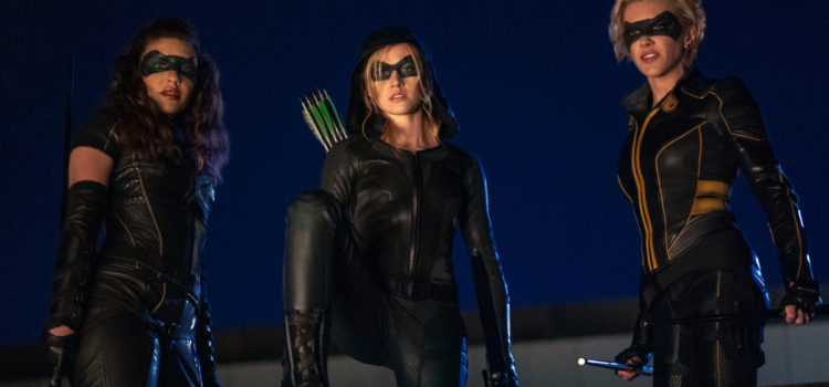 2020 GreenArrowTV Awards: Pick The Best Actor (Female) From Arrow Season 8!