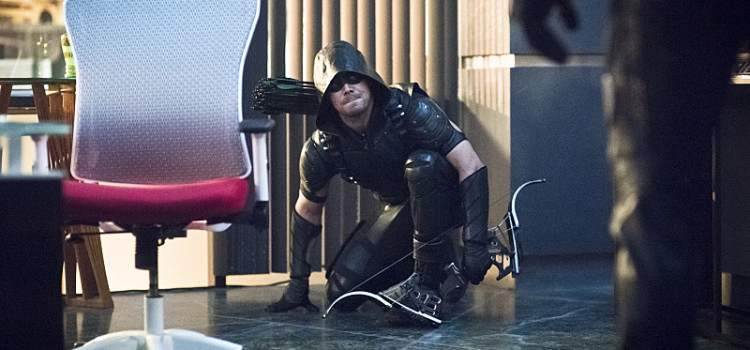 "Arrow Season 4 Finale Description: ""Schism"""