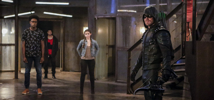 "Arrow #5.2: ""The Recruits"" Recap & Review"